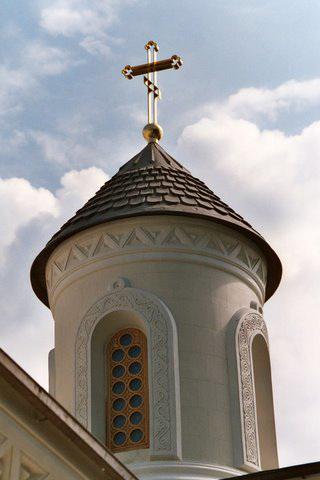 Church of the Holy Cross, Livadia