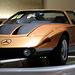 In the Mercedes-Museum: Mercedes-Benz C111