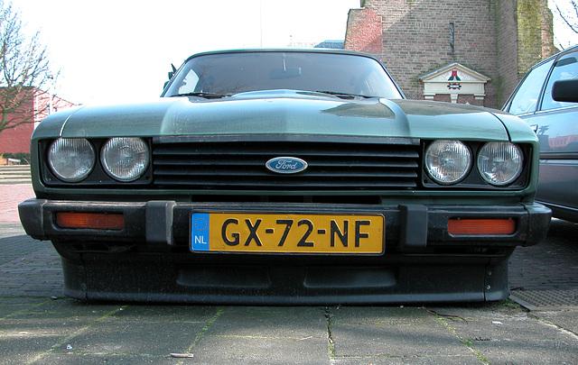 1981 Ford Capri 2.0 GL