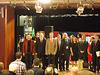 Dignitaries on stage