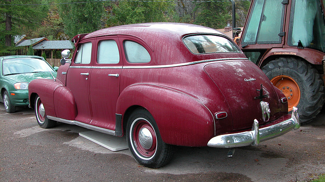 Chevrolet Stylemaster in Montana, USA