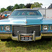 Oldtimer day at Ruinerwold: 1971 Cadillac Coupe de Ville