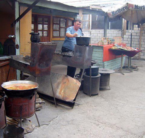 Tatar Cooking