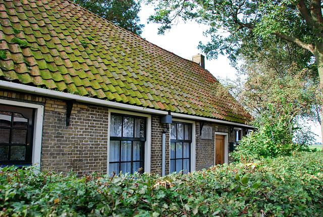Greonterp in Friesland: Huize het Gras