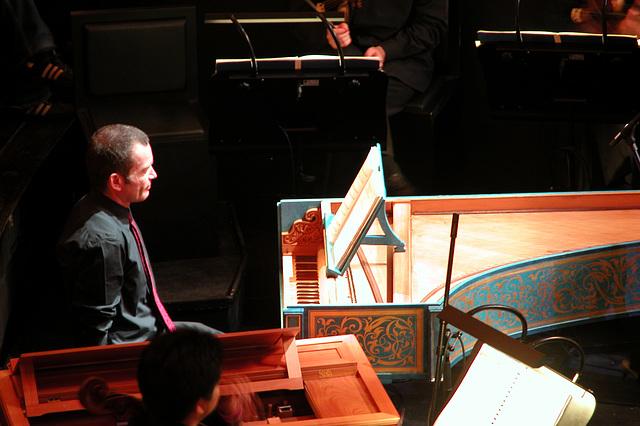 """Opera """"L'incoronazione di Poppea"""": Cristophe Rousset - musical director"""