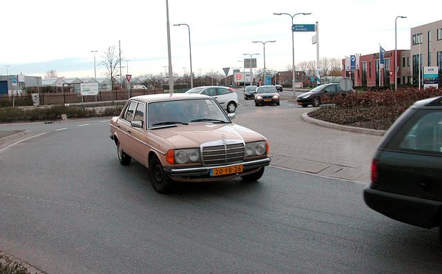 1976 Mercedes-Benz 220 D