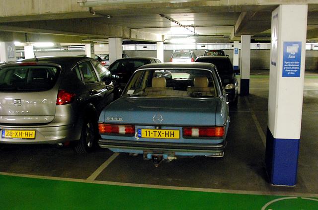 1981 Mercedes-Benz 240 D