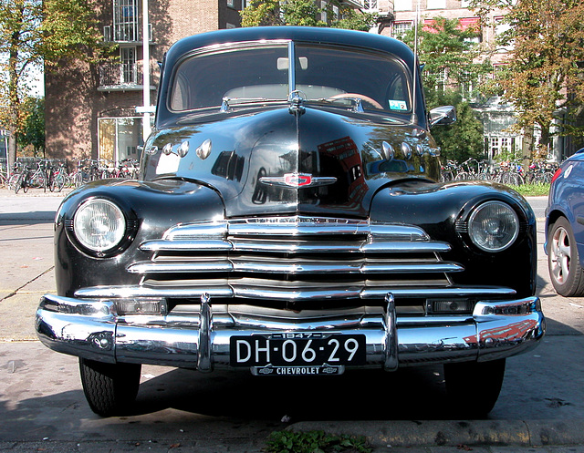 Chevrolet Stylemaster in the Netherlands