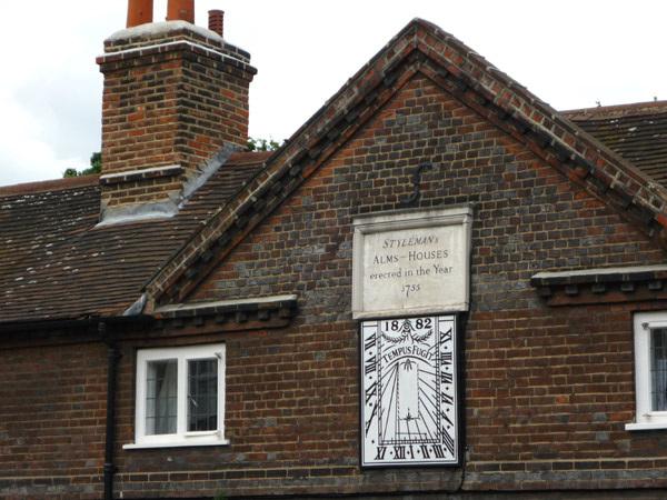Bexley Alms Houses