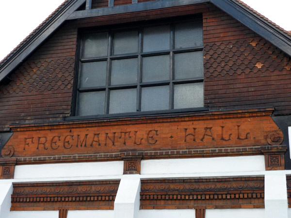 Freemantle Hall, Bexley
