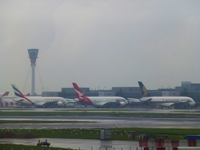 Heathrow Today - 28 May 2013