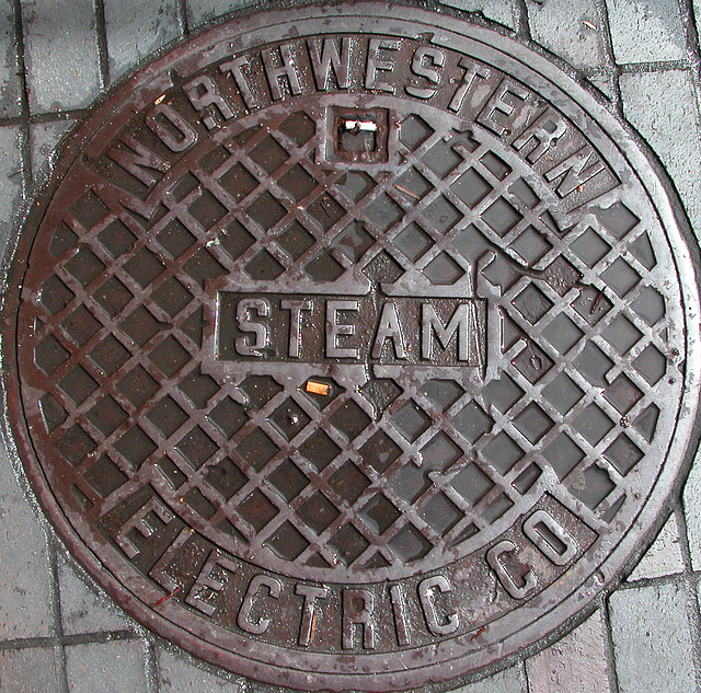 Portland images: Northwestern Steam Electric Co.