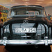 In the Mercedes-Museum: 300 'Adenauer'
