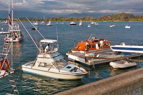 Quepos Harbour