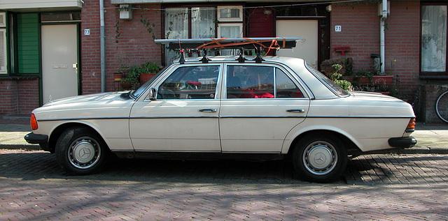 1978 Mercedes-Benz 240 D
