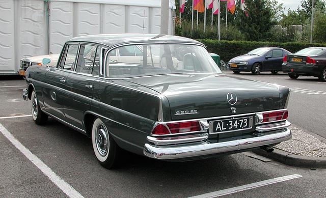 1961 Mercedes-Benz 220 SE
