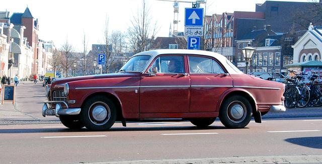 1961 Volvo Amazon on the move