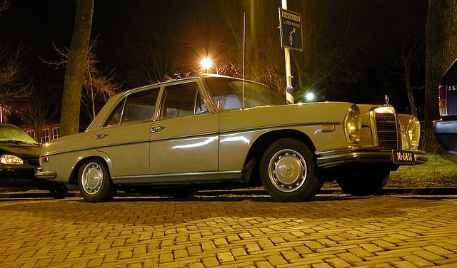 1971 Mercedes-Benz 280 S Automatic