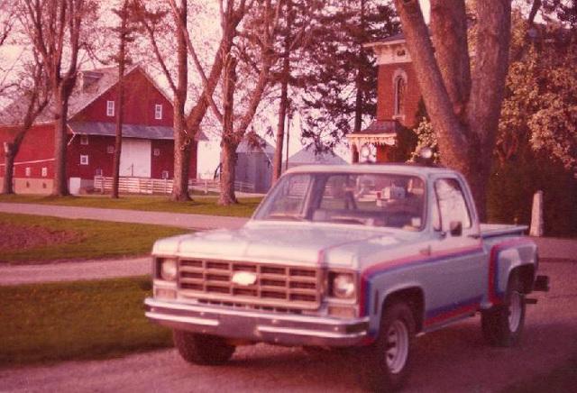 1977 Chevy Sport
