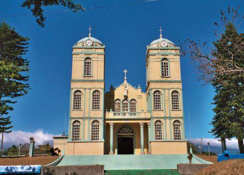 Sarchi Church, Costa Rica
