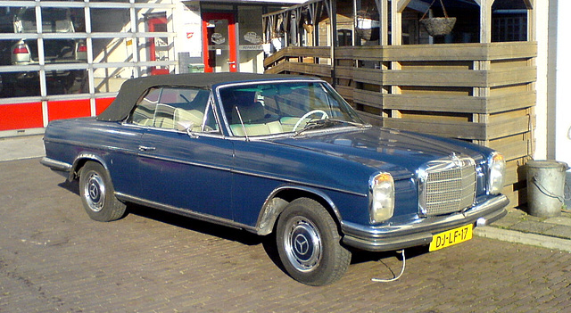 1973 Mercedes 280 CE Cabriolet