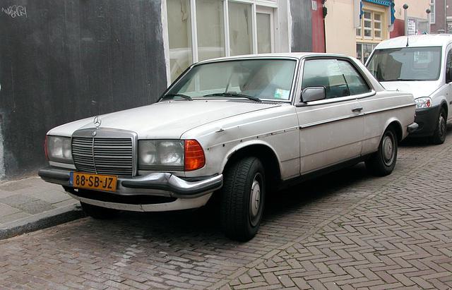 1979 Mercedes-Benz 230 C