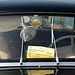 Oldtimer day at Ruinerwold: Panhard-Levassor Dyna windscreen wipers