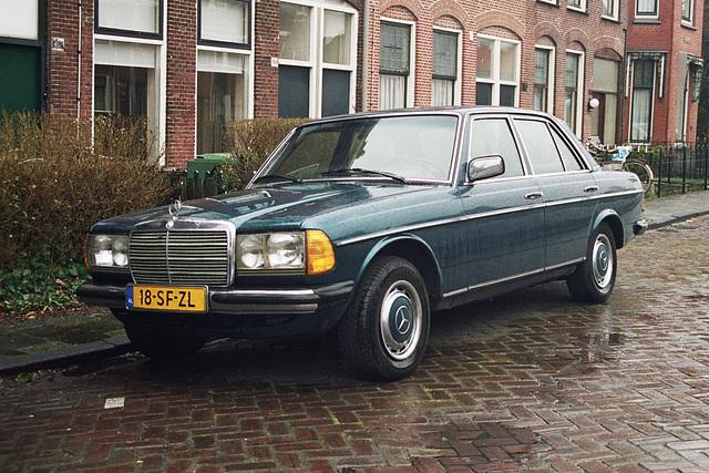 1978 Mercedes-Benz 300 D
