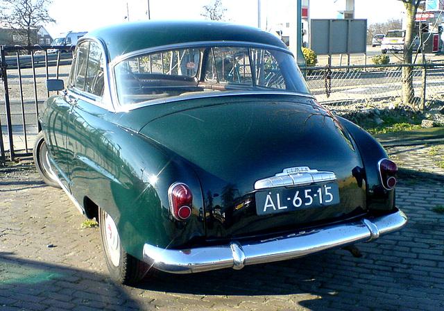 1955 Simca 9 Aronde