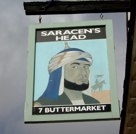 'Saracen's Head'