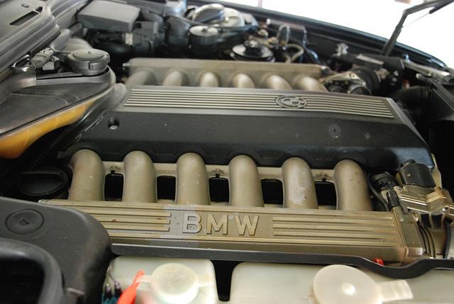 12 cylinder BMW power