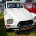 Oldtimer day at Ruinerwold: 1983 Citroën Dyane 6