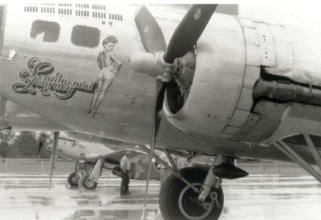 B-17 Sentimental Journey
