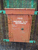Anchor Bay Moorings postbox