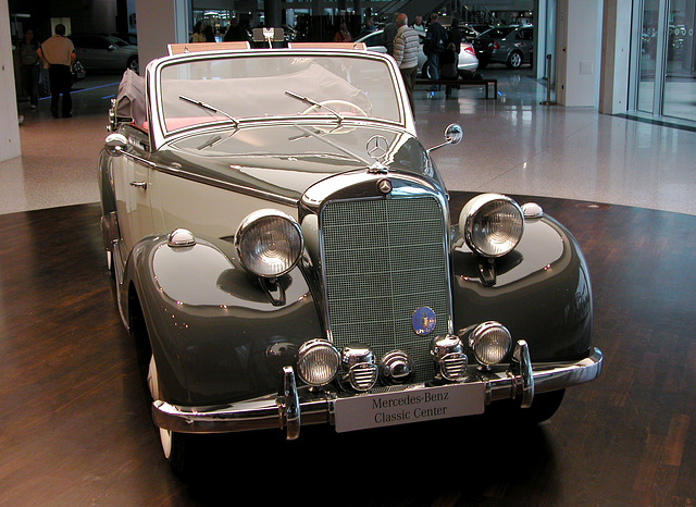 Mercedes-Benz 170 Cabriolet