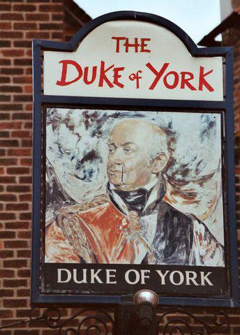 'The Duke of York'
