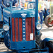 Oldtimer day at Ruinerwold: Hanomag tractor