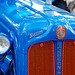Oldtimer day at Ruinerwold: Fordson tractor