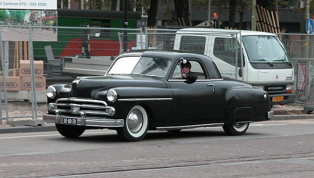Car spotting: 1950 Dodge Wayfarer