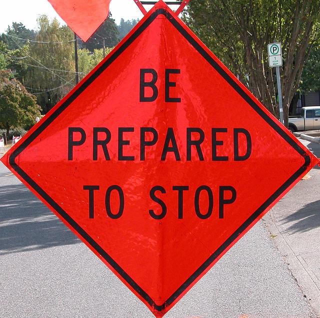 Sign on Hawthorne Blvd (Portland, OR)