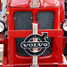 Oldtimer day at Ruinerwold: Volvo BM tractor