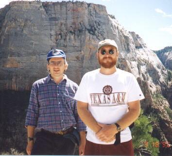 Zion National Park 1996