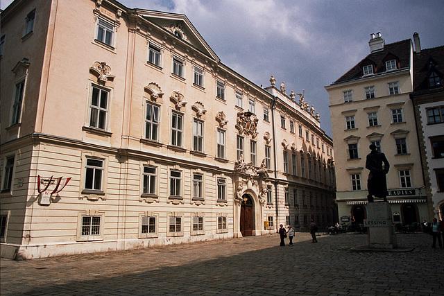 Vienna: Judenplatz