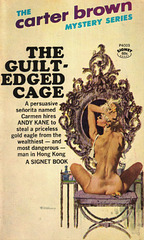 Carter Brown - The Guilt-Edged Cage