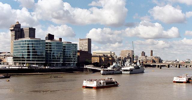 London: HMS Belfast