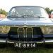 Oldtimer day at Ruinerwold: 1966 BMW 2000 CS
