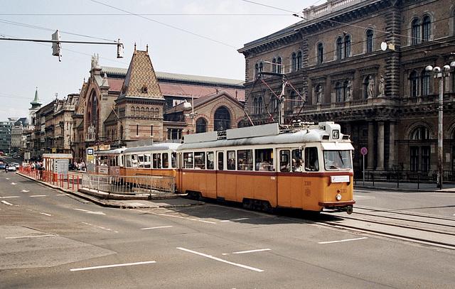 Budapest: tram