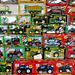 Oldtimer day at Ruinerwold: Toy tractors