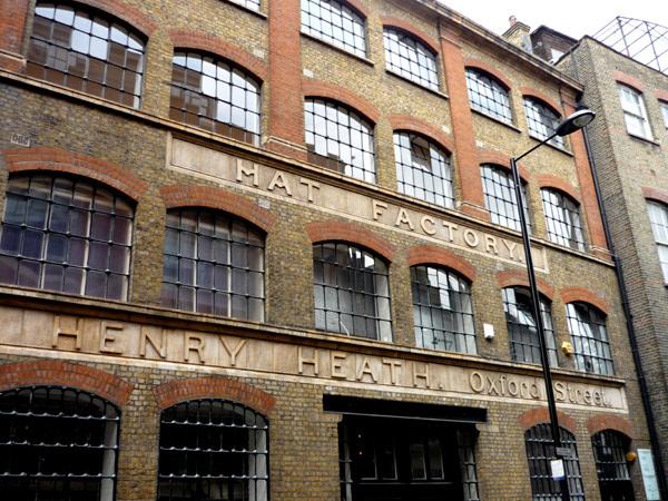 Henry Heath Hat Factory