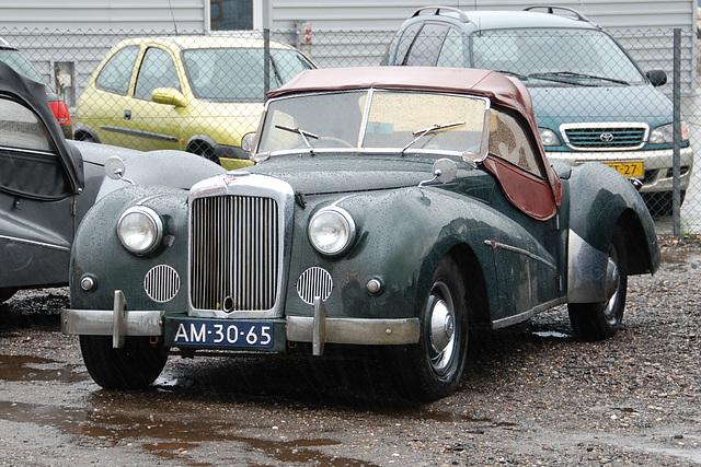 1952 Alvis TB 21